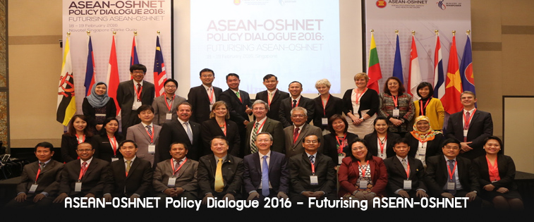 ASEAN-OSHNET Policy Dialogue 2016
