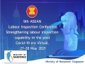9th ASEAN Labour Inspection Conference 2021